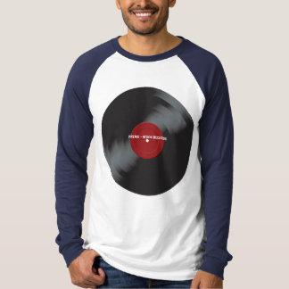 Su camiseta de registro remeras