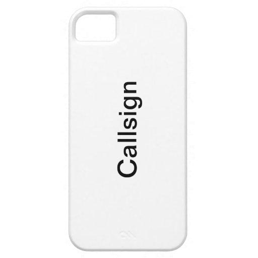 Su caso del iPhone 5 del indicativo iPhone 5 Carcasa