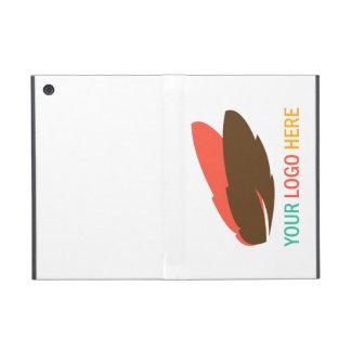 Su comercialización del logotipo de la compañía pr iPad mini cárcasas