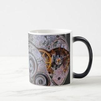SU CUÁL ES el INTERIOR QUE el RELOJ de COUNTStm Tazas De Café