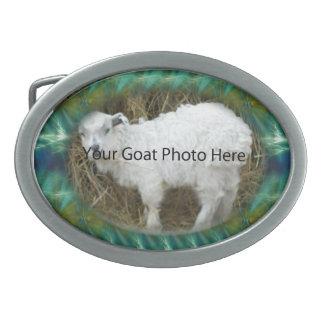 SU de la cabra de la foto hebilla del cinturón abs Hebilla De Cinturón