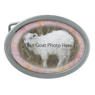 SU de la cabra de la foto hebilla del cinturón ros Hebilla De Cinturon