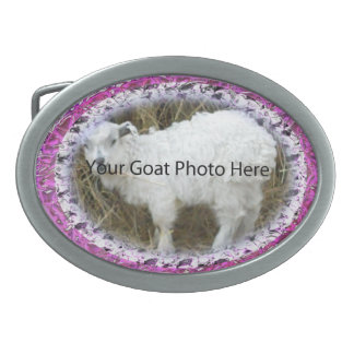 SU de la cabra de la foto hebilla del cinturón vid Hebilla Cinturón
