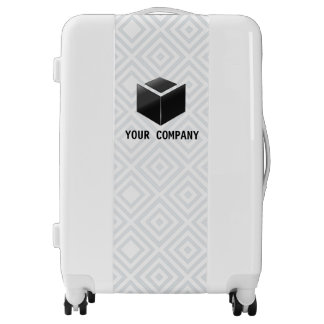 Su de la compañía diseño adaptable fácil personal maletas