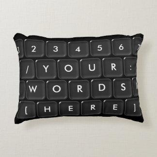 Su de las palabras teclado aquí