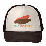 Su del logotipo márketing promocional del negocio  gorro