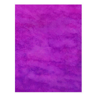 Su del texto fondo púrpura del lavado aquí tarjetas postales