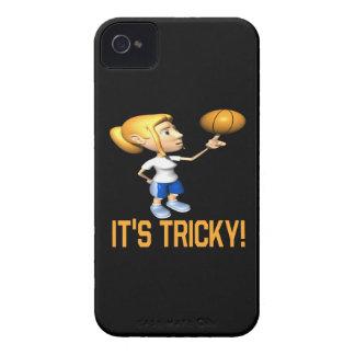 Su difícil carcasa para iPhone 4 de Case-Mate