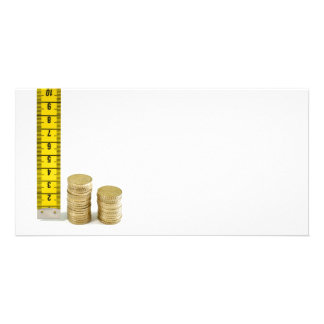 ¿Su dinero está creciendo? Tarjeta Personal
