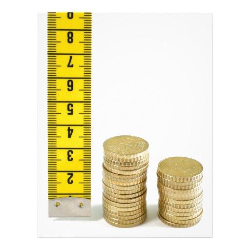 ¿Su dinero está creciendo? Tarjeta Publicitaria