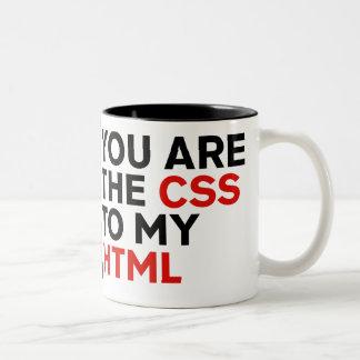 Su es el CSS a mi HTML Taza