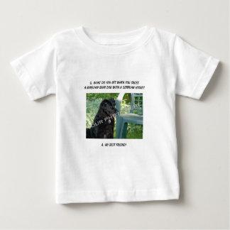 ¡Su foto aquí! Mezcla carelia del perro del oso Camiseta