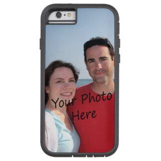 Su foto en el caso extremo duro del caso del funda para  iPhone 6 tough xtreme