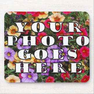 Su foto va plantilla aquí modificada para mousepad
