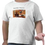 ¡Su gobierno es su televisión! Camisetas