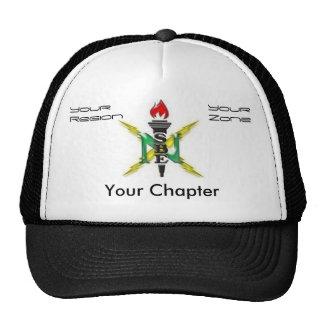 Su gorra de NSBE