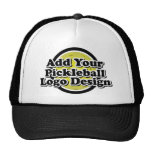 Su gorra del logotipo de Pickleball