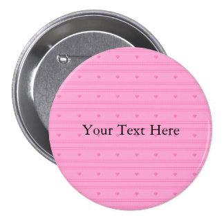 Su grande de encargo, botón redondo de 3 pulgadas pin redondo de 3 pulgadas
