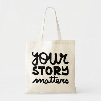 su historia importa la bolsa de asas