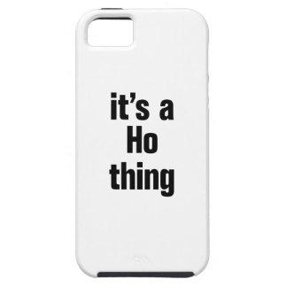 su ho una cosa funda para iPhone 5 tough