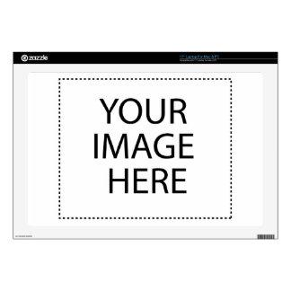 Su imagen aquí calcomanías para 43,2cm portátiles
