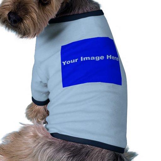 Su imagen aquí camisas de perritos
