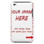Su imagen aquí Case-Mate iPod touch carcasa
