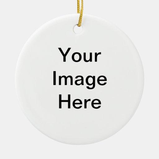 su imagen aquí ornamentos de navidad