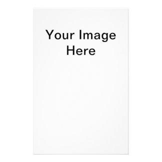 Su imagen aquí esconde la plantilla papelería