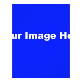 """Su imagen aquí folleto 8.5"""" x 11"""""""