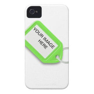 SU IMAGEN AQUÍ Case-Mate iPhone 4 FUNDA