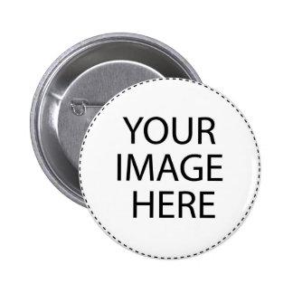 Su imagen aquí pin redondo de 2 pulgadas