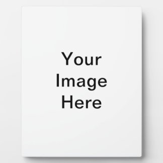 Su imagen aquí placas para mostrar