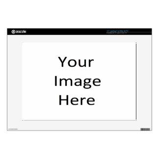 Su imagen aquí portátil calcomanías
