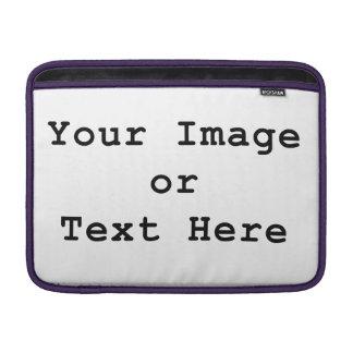 Su imagen o texto aquí modifica la plantilla para fundas MacBook