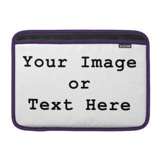 Su imagen o texto aquí modifica la plantilla para fundas macbook air