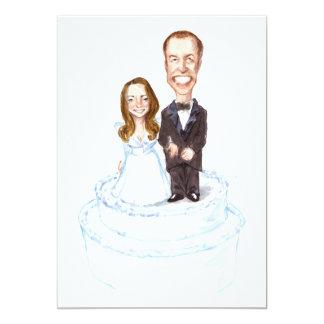 Su invitación personalizada del boda de Kate/de