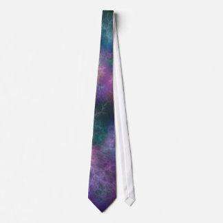 Su lazo brillante de los materiales corbata