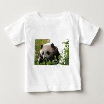 Su Lin, giant panda bear cub at the San Diego Zoo Baby T-Shirt