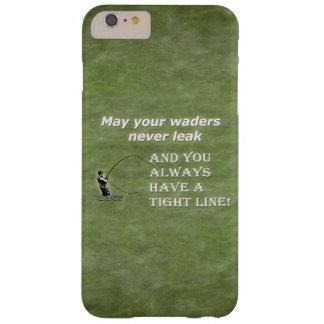 Su línea apretada de las aves zancudas el |; Cita Funda Barely There iPhone 6 Plus