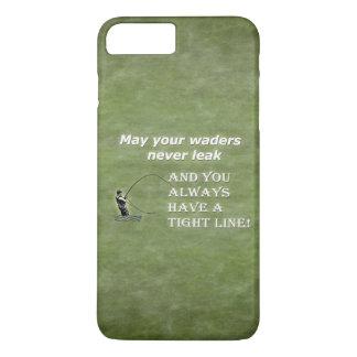 Su línea apretada de las aves zancudas el |; Cita Funda iPhone 7 Plus