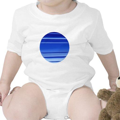 Su logotipo de la compañía traje de bebé