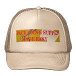 Su logotipo del negocio gorros bordados