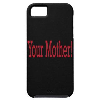 Su madre iPhone 5 carcasas