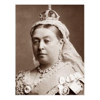 Su majestad imperial la Reina-Emperatriz Victoria Tarjetas Postales