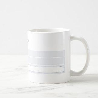 Su mamá tiene gusto de esto taza