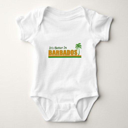 Su mejor en Barbados Remeras