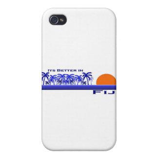 Su mejor en Fiji iPhone 4/4S Fundas