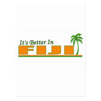 Su mejor en Fiji Postal