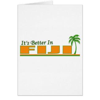 Su mejor en Fiji Tarjetas